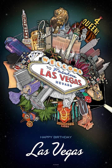 birthday las vegas